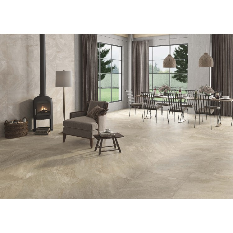 Icaria Ocre 20mm Outdoor Porcelain Tiles