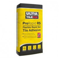 PRORAPID RS: FLEXIBLE RAPID SET TILE ADHESIVE
