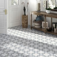 Star Patterned Feature Tile