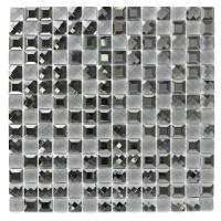 Grey Faceted