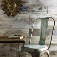 Mercia Reclaimed Wood Glazed Porcelain 600x150mm
