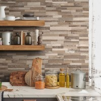 Whinfell Taupe Glazed Porcelain 150x604mm